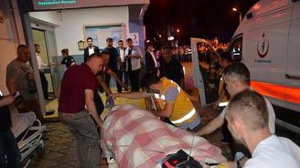 Düşen helikopterdeki 5 yaralı GATA'ya sevk edildi