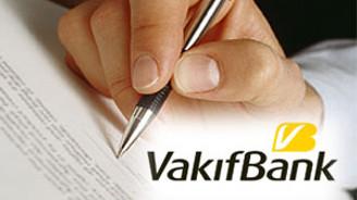Vakıfbank, EBRD ile 60 milyon dolarlık anlaşma imzaladı