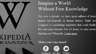 Vikipedi karardı