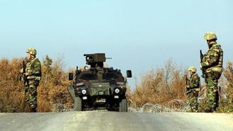 Hatay sınırında 142 Iraklı yakalandı
