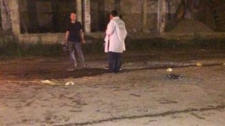 Giresun'da polis aracına ateş açıldı: 3 polis yaralı