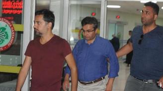 Konya adliyesinde 44 gözaltı