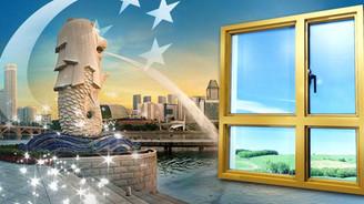 Singapur'dan pencere ithalatı