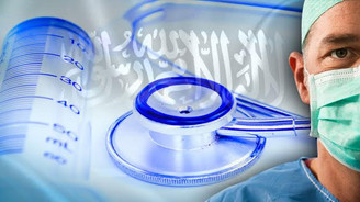 Suudi Arabistan'dan medikal malzeme talebi