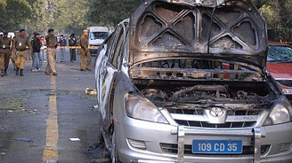 İsrail saldırılardan İran'ı sorumlu tuttu