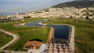 Bursa'da 1,3 milyar liralık çevre yatırımı