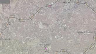 Konya'ya 45 kilometrelik metro hattı
