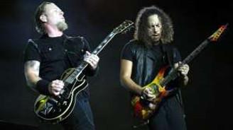 Metallica İstanbul'da konser verdi