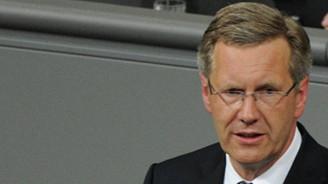 Alman cumhurbaşkanı istifa etti