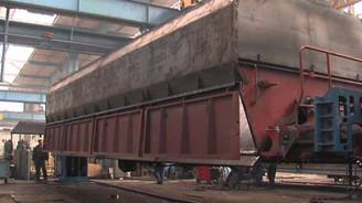 Sivas'tan Avrupa'ya yük vagonu ihraç edilecek
