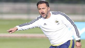 Fenerbahçe, Pereira'sız çalıştı