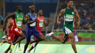 Atletizmde dünya rekoru kırıldı