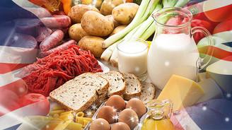 İngiltere'den gıda ithalatı