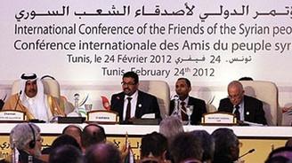 Suriye'de halkın tek temsilci Ulusal Konsey