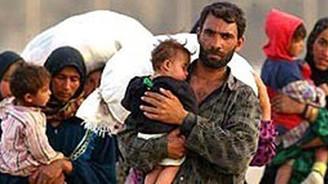 Irak'ta 1,3 milyondan fazla kişi hala evsiz