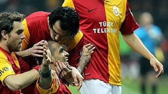 Derbide gülen taraf Galatasaray oldu