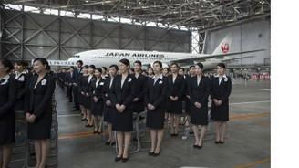 Japonya'da 400 uçak seferi iptal edildi