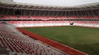 Sivasspor ekolojik stadında ilk sınavına çıkacak