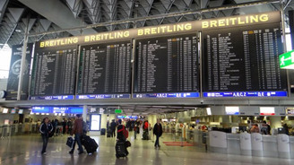 Alman havaalanları ilk yarıda 51,8 milyon yolcu ağırladı