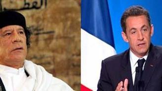 Sarkozy, Kaddafi'den yardım aldı iddiası güçleniyor