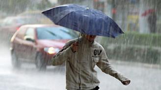 Fırtına ve sağanak yağışa dikkat