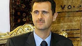 Esad halka seslenecek