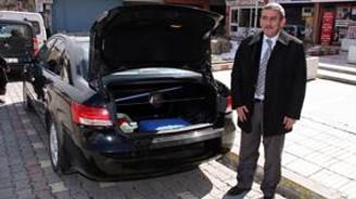 Makam araçlarında LPG tasarrufu