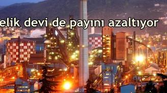 ArcelorMittal Erdemir'deki payını yarı yarıya azaltacak