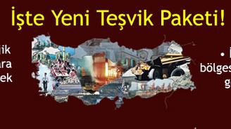 Erdoğan yeni teşvik paketini açıkladı