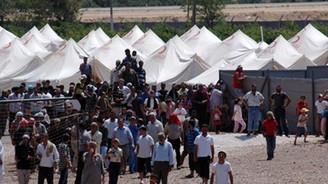 Mülteci akını dış basında