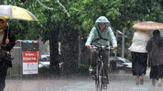Marmara'da yağmur alarmı