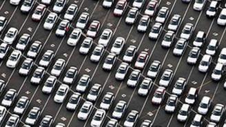 Çin'de araç satışları yüzde 4.5 geriledi