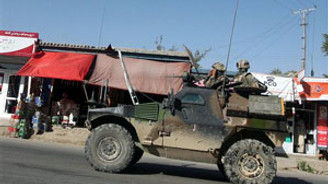 Afganistan'da barış şurasına saldırı
