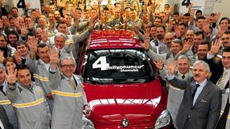 Oyak Renault 'milyonuncu' K motor blokunu üretti