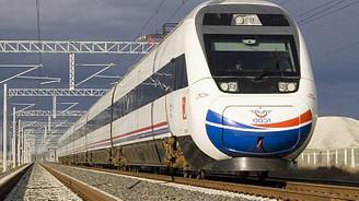 Milli tren Eskişehir'de test edilecek