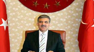 Gül, Zerdari'yi kutladı