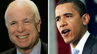 McCain'i 'vergiler' ve 'Bush' zorlayacak