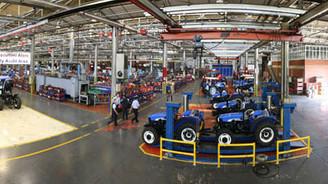 Traktör üretimi yüzde 3.3 arttı