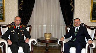 Başbakanlık'taki güvenlik zirvesi bitti