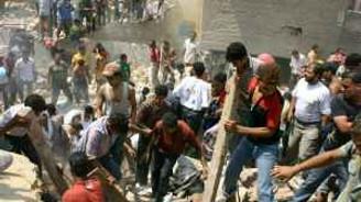 Mısır'daki toprak kaymasında ölü sayısı 31'e çıktı