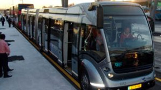 Metrobüs, Avcılar-Zincirlikuyu arasında ilk denemeyi yaptı