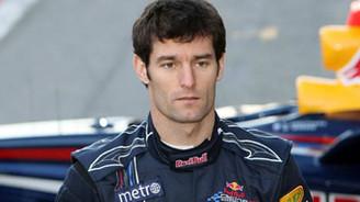 İlk cebin sahibi Mark Webber oldu