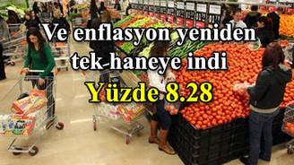 Enflasyonda hızlı düşüş