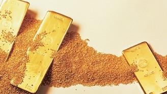 Altın ithalatı 35 tona yükseldi