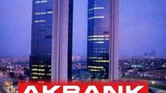 Akbank'ın, ilk çeyrek karı 1 milyar lirayı aştı