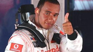 F1'de Almanya'yı Hamilton kazandı