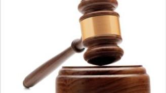 Yargıda rüşvet davasında tahliye