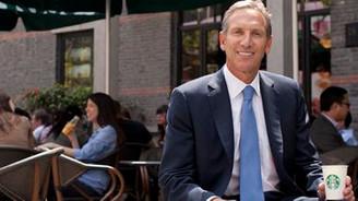 """Starbucks'tan """"ABD için istihdam yarat"""" kampanyası"""