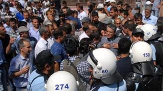 Olaylı BDP mitingine 17 tutuklama