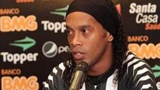 """Ronaldinho ilgi alanımızda"""